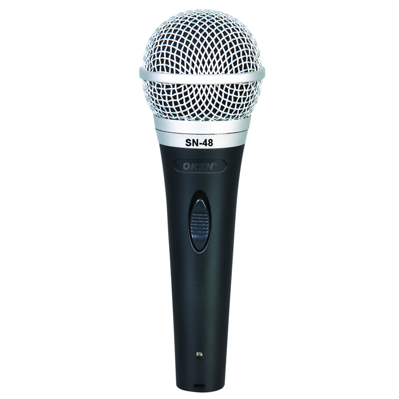SN-48 wired microphone for KTV