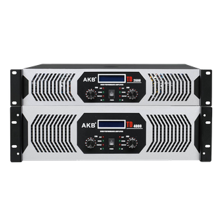 TD series new design big power amplifier