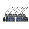 SN-8808 eight channels conference microphone system for meeting
