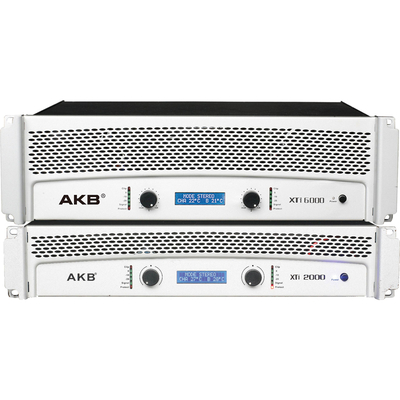 XTI 2000 new outdoor power amplifier