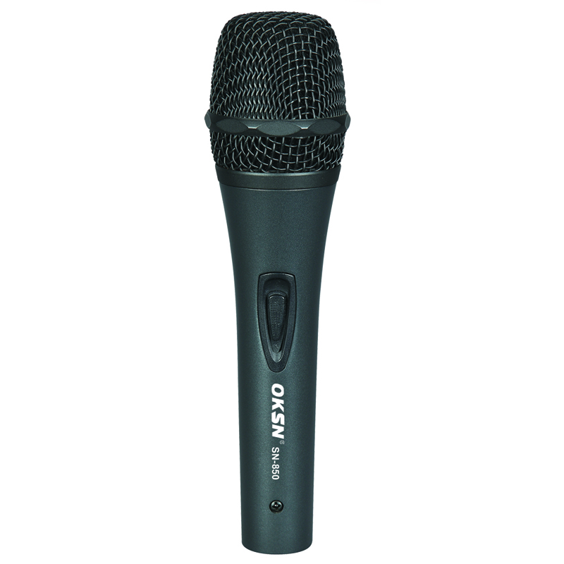 SN-850 high performance dynamics microphone