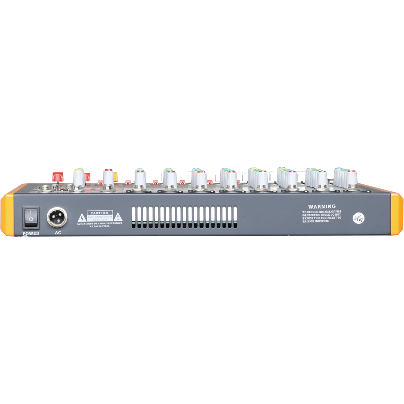 CT-8 hot sell mixer 8 channel