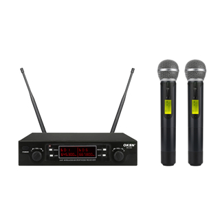 SN-333 IR automatic adjustable frequency wireless microphone