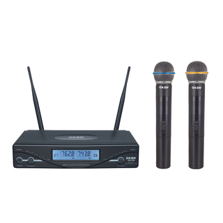 SN-U90 Karaoke UHF wireless Microphone system