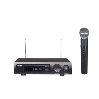 SN-2987 metal one handheld VHF wireless microphone hot sell